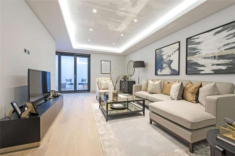 4 Bedrooms Terraced House for sale in Bolingbroke Terrace, Bolingbroke Grove, Battersea, London, SW11