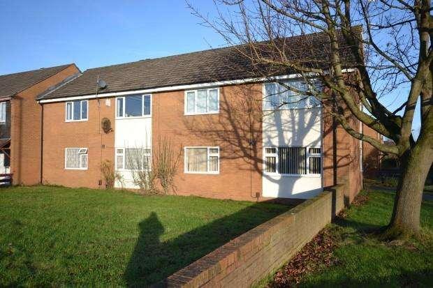 2 Bedrooms Apartment Flat for sale in Flint Court, Ellesmere Port, CH65