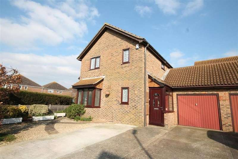 4 Bedrooms Link Detached House for sale in Church Green, Shoreham-by-Sea BN43 6JW