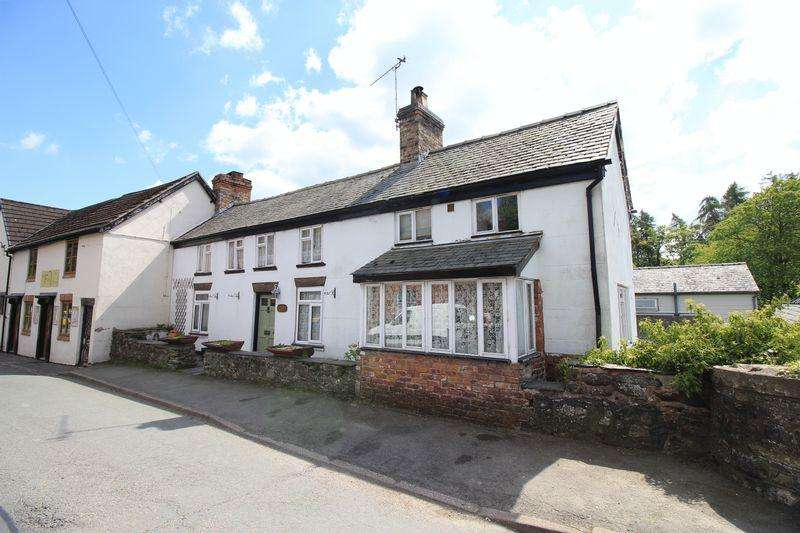 3 Bedrooms Semi Detached House for sale in Llanrhaeadr Ym Mochnant, Oswestry