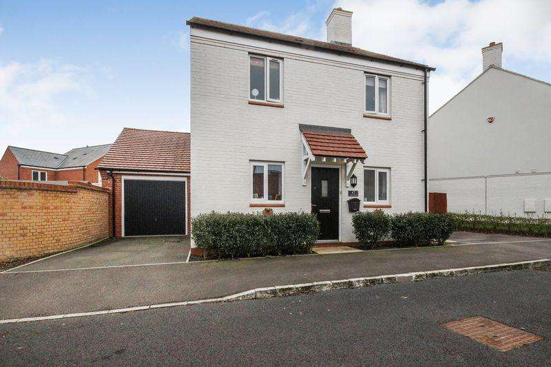 3 Bedrooms Detached House for sale in Alder Wynd, Silsoe