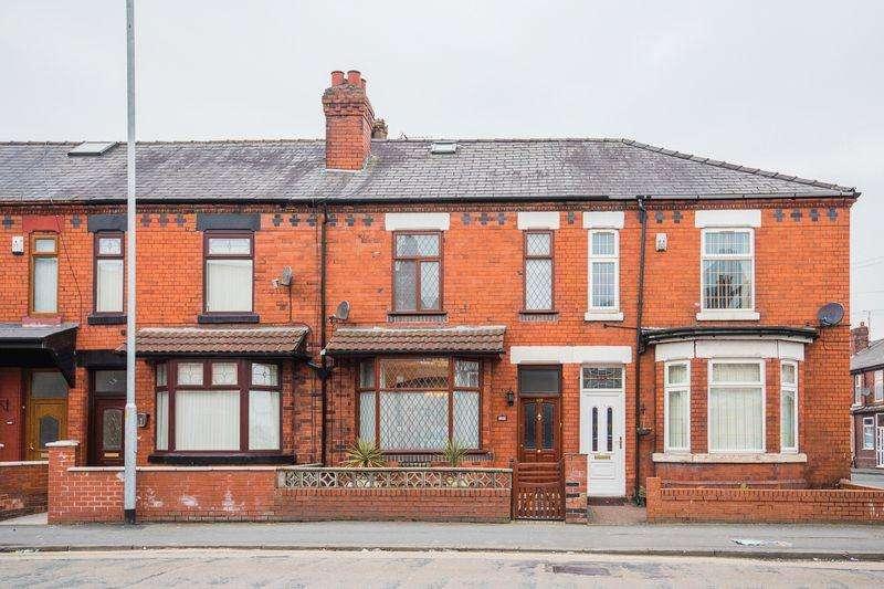 4 Bedrooms Terraced House for rent in Lovely Lane, Warrington