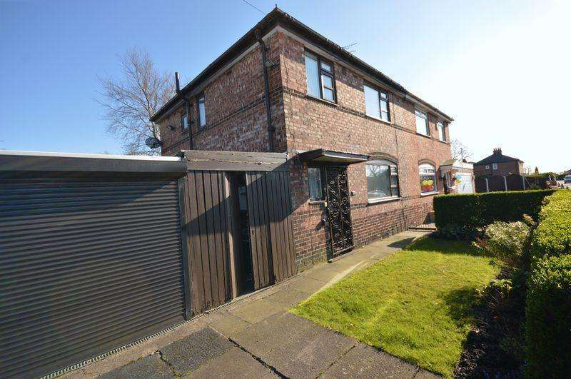 3 Bedrooms Semi Detached House for sale in Seabrook Road, Manchester