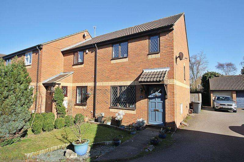 3 Bedrooms End Of Terrace House for sale in Williams Way, Flitwick