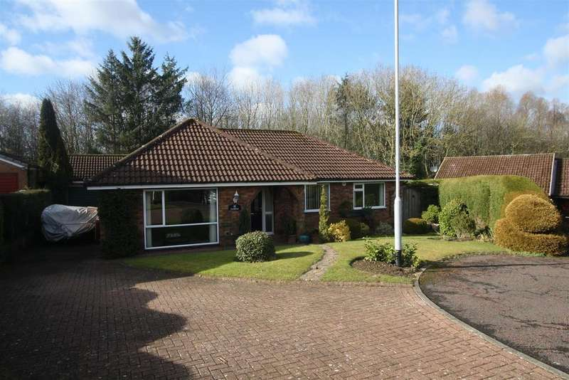 3 Bedrooms Detached Bungalow for sale in Smythsons Close, School Aycliffe