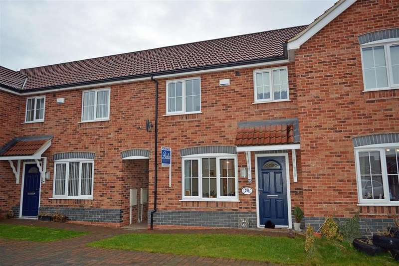 3 Bedrooms House for sale in Garsdale Close, Scunthorpe