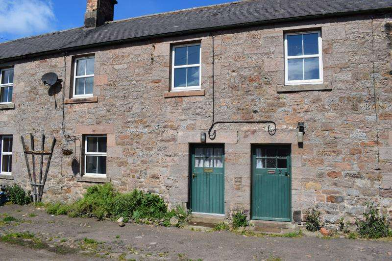 2 Bedrooms Cottage House for rent in Haugh Head Farm Cottages, Wooler, Northumberland, NE71