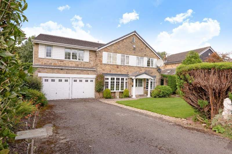 5 Bedrooms Detached House for sale in NEW CLOSE ROAD, SHIPLEY, BD18 4AJ