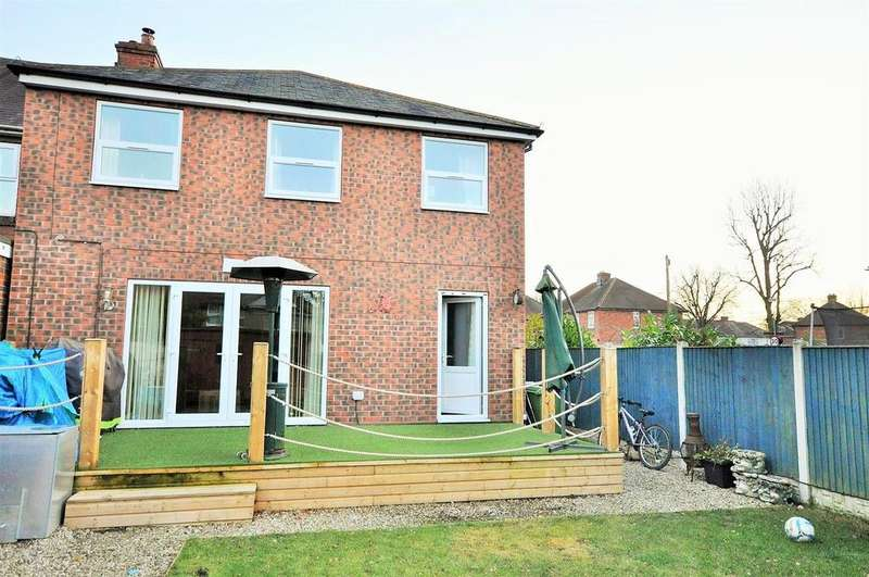 5 Bedrooms Semi Detached House for sale in Asquith Avenue, Burnholme, York, YO31 0PZ