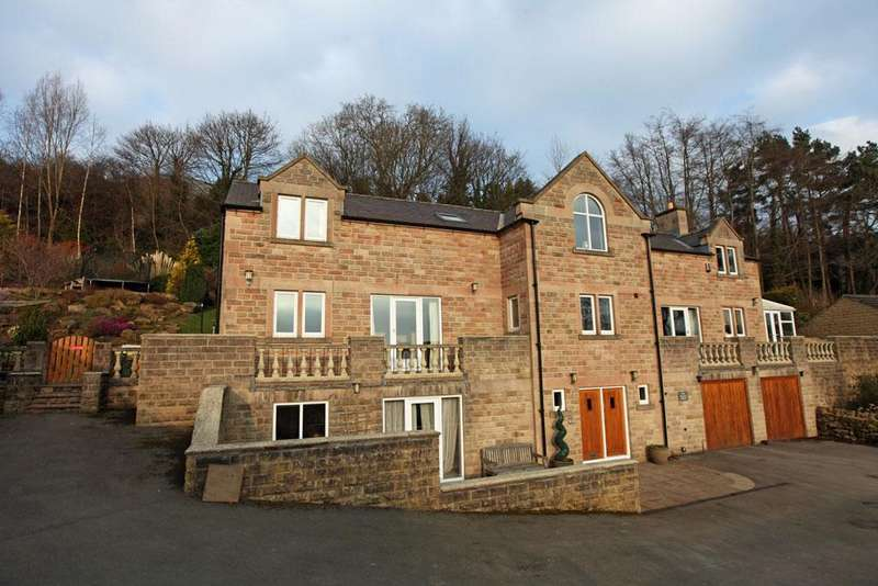 4 Bedrooms Detached House for sale in The Nursery House, Darley Hillside, Matlock, Derbyshire, DE45