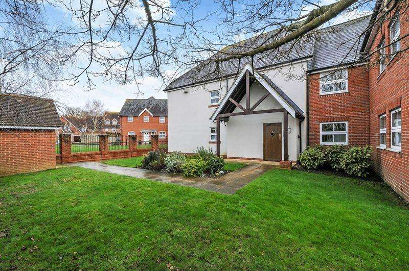 1 Bedroom Apartment Flat for sale in Tannery Close, Chichester