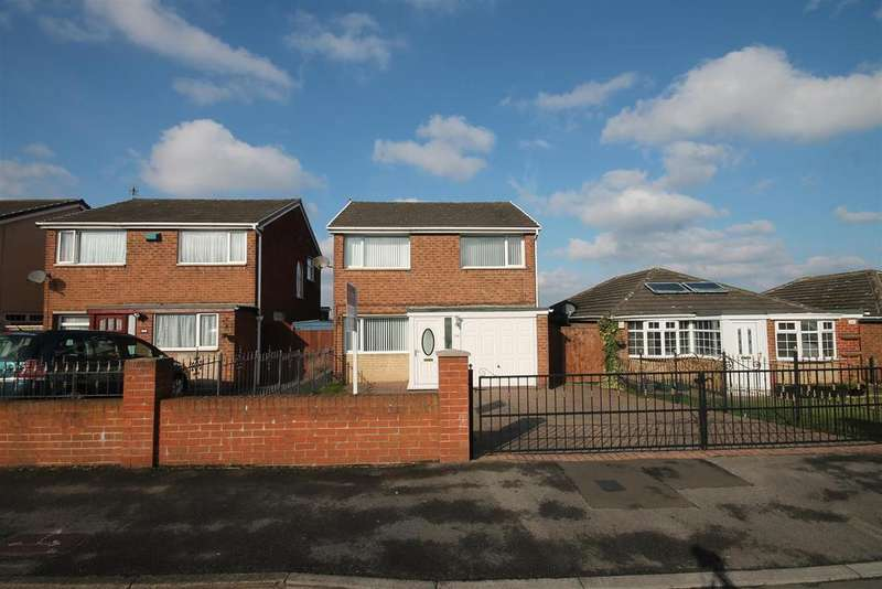 3 Bedrooms Detached House for sale in Churchill Road, Middlesbrough