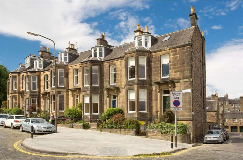 4 Bedrooms Flat for sale in Dean Park Crescent, Edinburgh