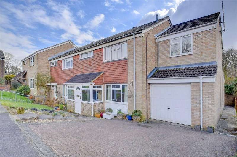 4 Bedrooms Semi Detached House for sale in Hatchetts Drive, Haslemere, Surrey