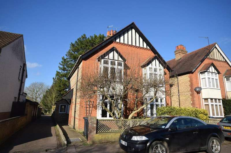 3 Bedrooms Semi Detached House for sale in Manor Road, Bishop's Stortford, Hertfordshire, CM23