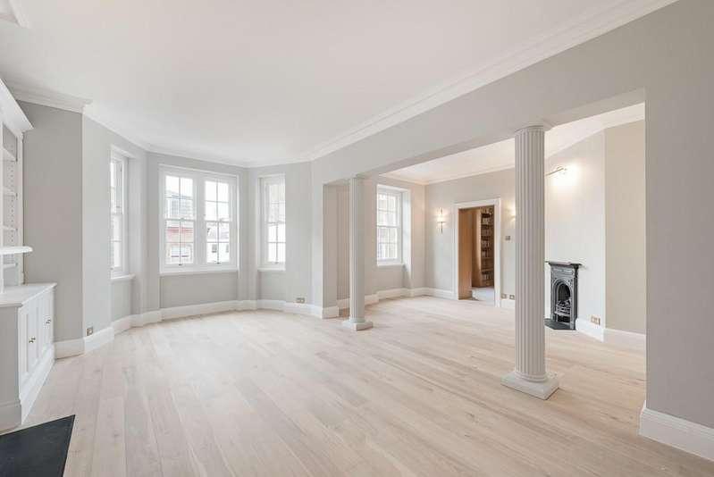 5 Bedrooms Flat for rent in Tenby Mansions, Nottingham Street, Marylebone, London, W1U