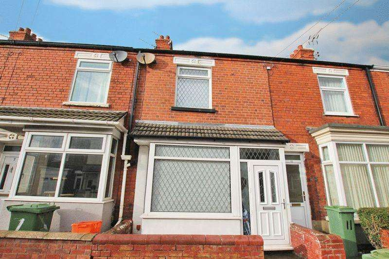2 Bedrooms Terraced House for sale in DOUGLAS ROAD, CLEETHORPES