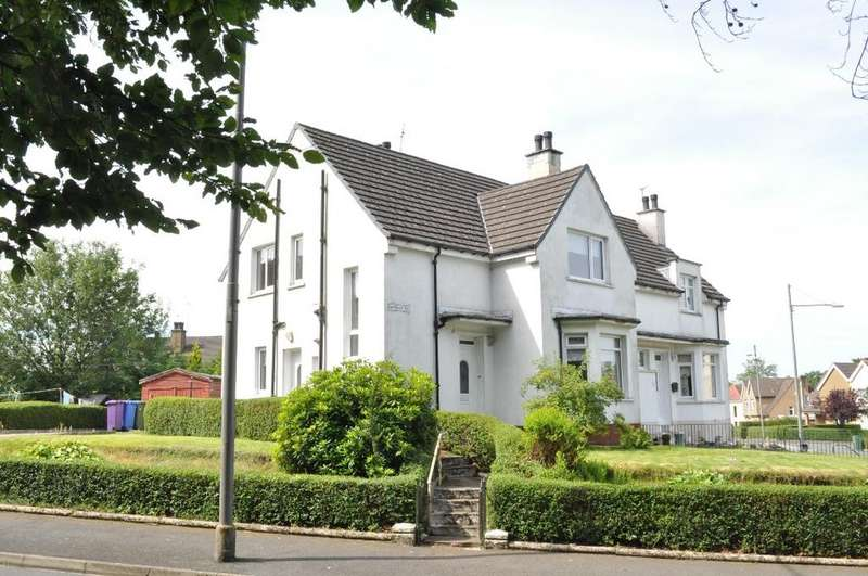 3 Bedrooms Semi Detached House for rent in 83 Damshot Road, Pollok, Glasgow, G53 5HL