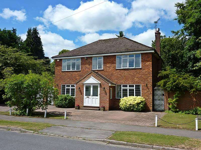 4 Bedrooms Detached House for sale in HIGH WYCOMBE