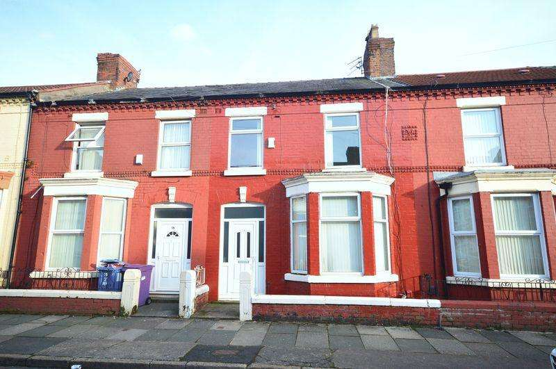 3 Bedrooms Terraced House for sale in Portman Road, Wavertree