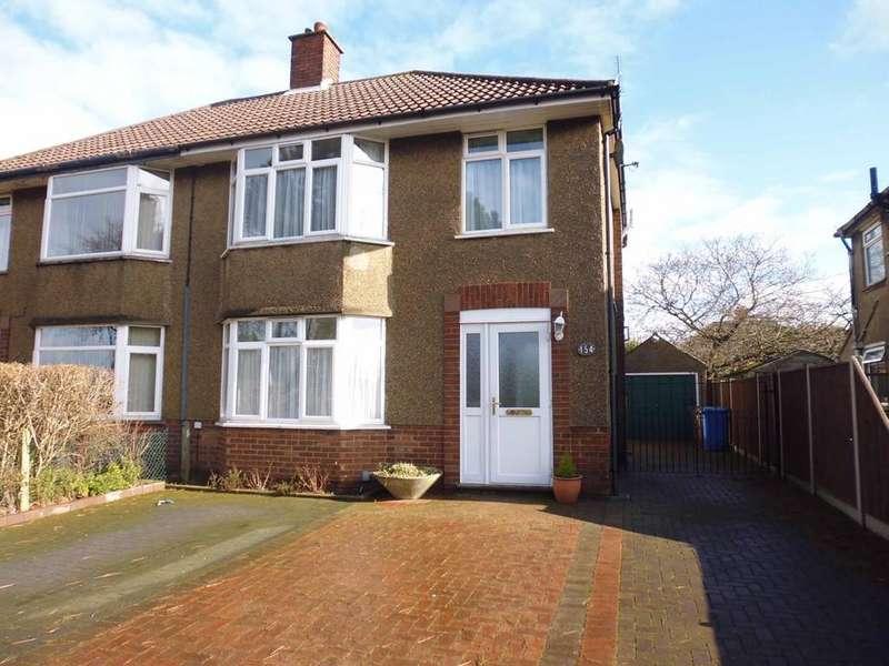3 Bedrooms Semi Detached House for rent in Ipswich