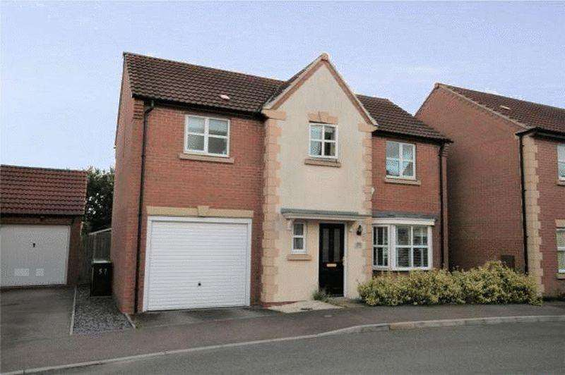 4 Bedrooms Detached House for sale in Nero Way, North Hykeham