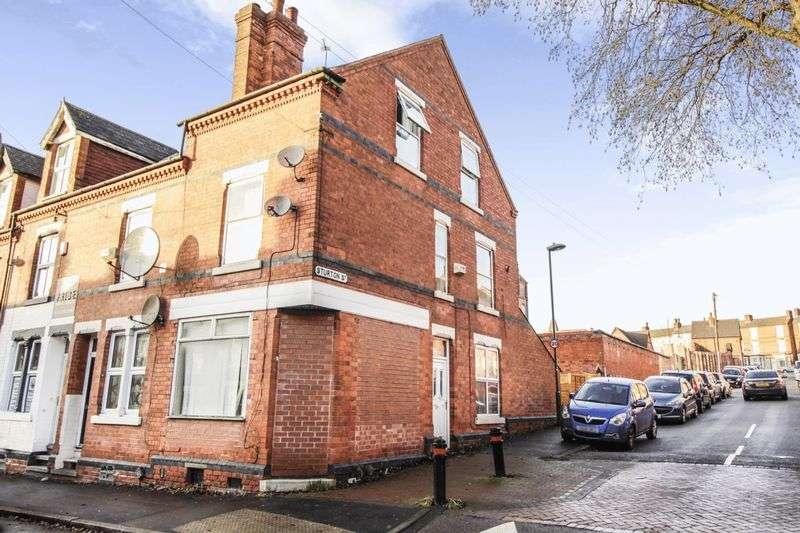 4 Bedrooms Property for sale in Berridge Road, Nottingham