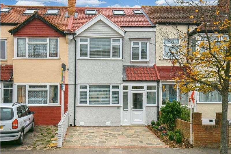 4 Bedrooms Property for sale in Windermere Road, London