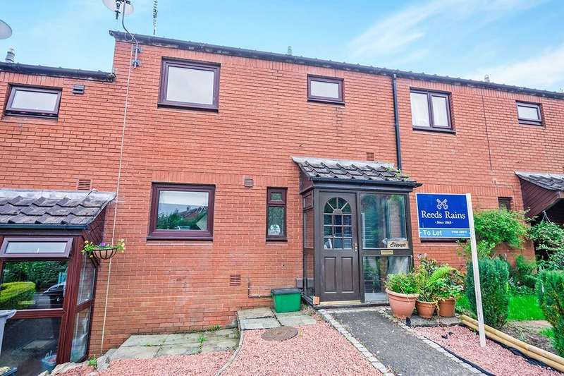 3 Bedrooms Terraced House for rent in Bransdale Way, Macclesfield, SK11
