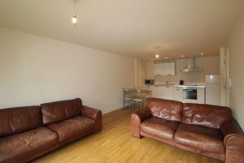 2 Bedrooms Flat for sale in Scotland Street, Sheffield, S3