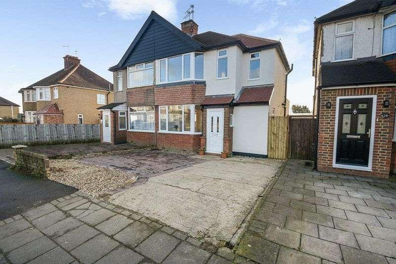 3 Bedrooms Property for sale in Balmoral Road, Watford