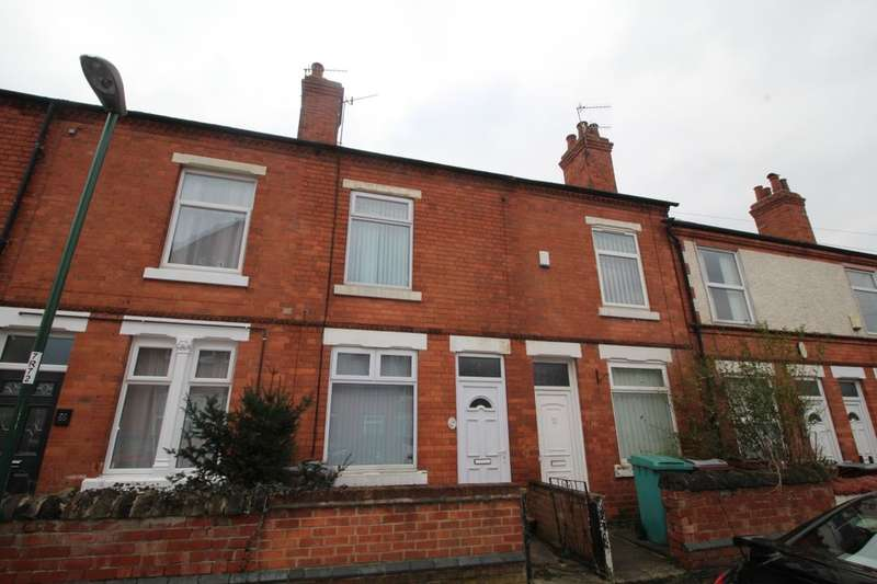 2 Bedrooms Property for sale in Repton Road, Highbury Vale, Nottingham, NG6