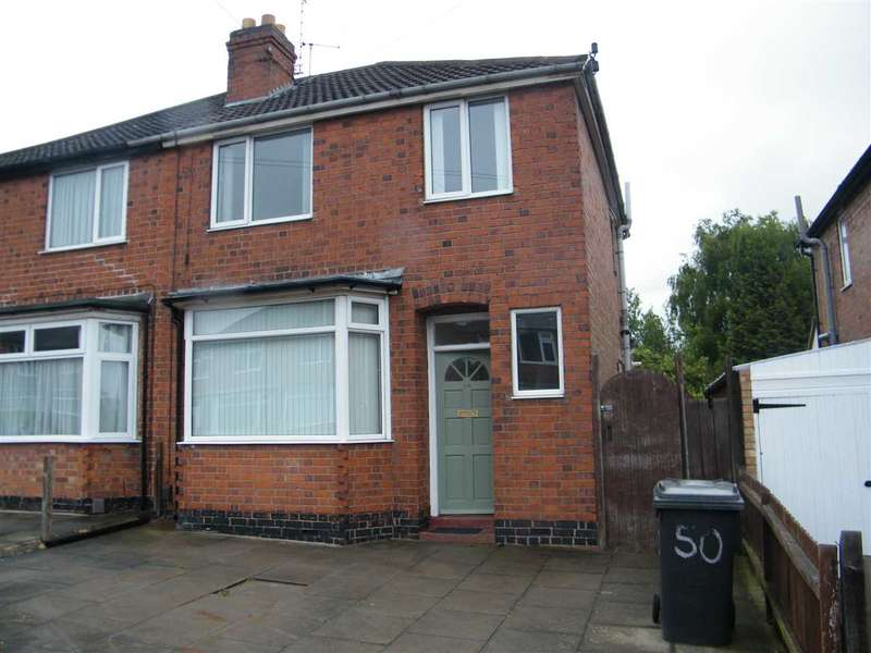 4 Bedrooms Semi Detached House for sale in Landseer Road, Leicester