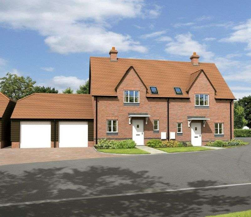 3 Bedrooms Property for sale in Ridgeway Close, East Hendred, Wantage