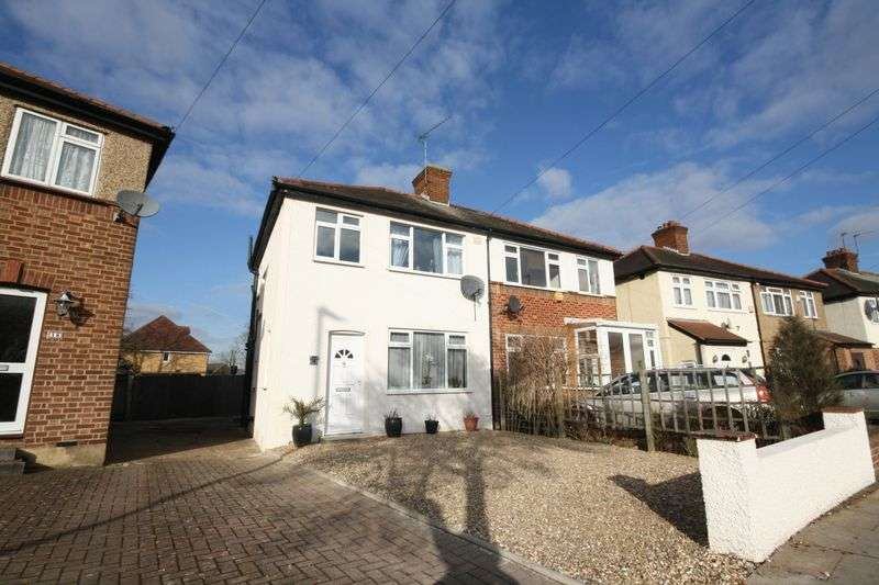 3 Bedrooms Property for sale in Islip Manor Road, Northolt