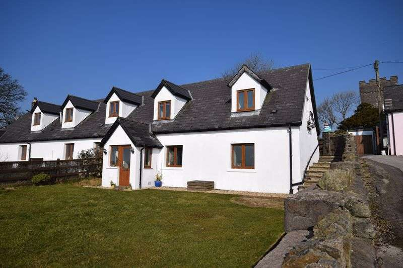 3 Bedrooms Property for sale in Ty Abbot, Llangeinor, Bridgend