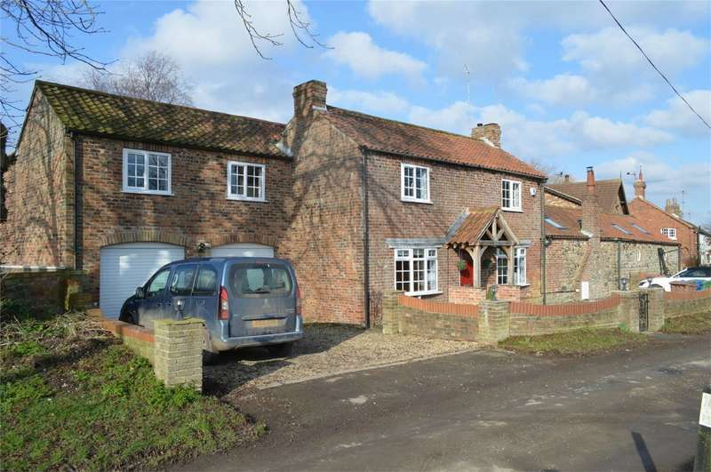 5 Bedrooms Detached House for sale in The Hollies, 2 Main Street, Fraisthorpe