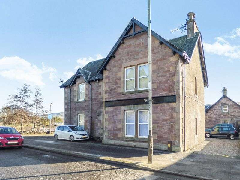 2 Bedrooms Property for sale in The Morays, Auchterarder