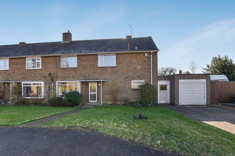 4 Bedrooms Property for sale in Boxhill Walk, Abingdon