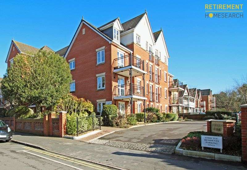 1 Bedroom Property for sale in Fairholme Court, Eastleigh, SO50 9PP