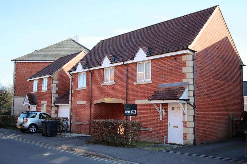 2 Bedrooms Property for sale in Newman Road, Devizes