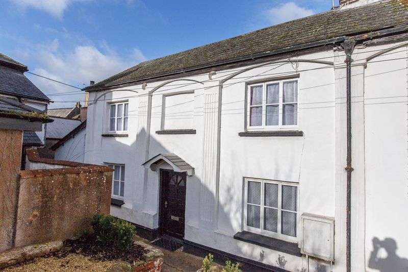 2 Bedrooms Property for sale in Broadpark Terrace, North Tawton