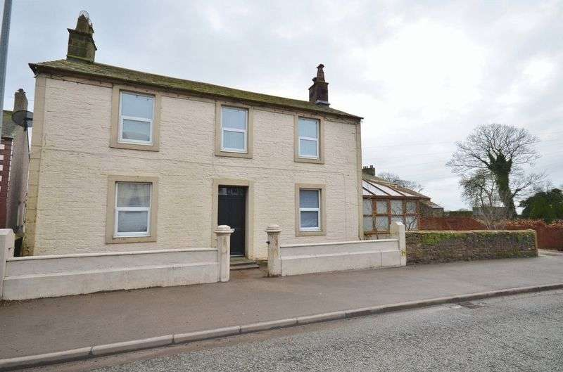 3 Bedrooms Property for sale in West Street, Aspatria