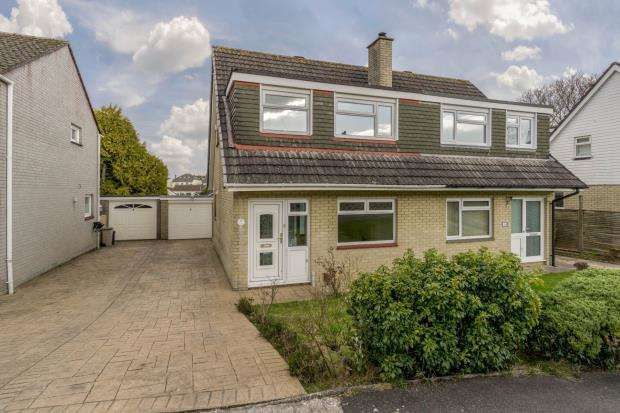 3 Bedrooms End Of Terrace House for sale in Killigrew Avenue, Saltash, Cornwall