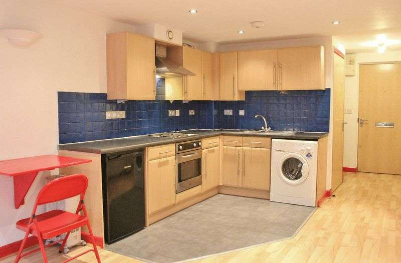 1 Bedroom Property for sale in High Street, Manchester