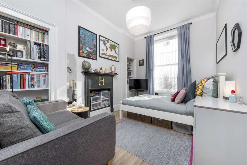 1 Bedroom Apartment Flat for sale in Warren Street, London, W1T