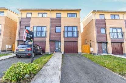 3 Bedrooms Semi Detached House for sale in Littlegate, Halton Brook, Runcorn, Cheshire, WA7