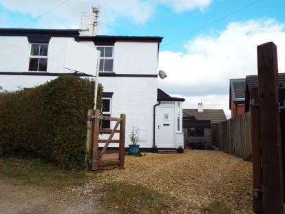 2 Bedrooms Semi Detached House for sale in Woodplumpton Road, Woodplumpton, Preston, Lancashire, PR4