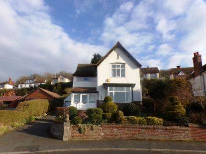 3 Bedrooms Detached House for sale in Pendre Ave, Prestatyn, Denbighshire, Uk, LL19