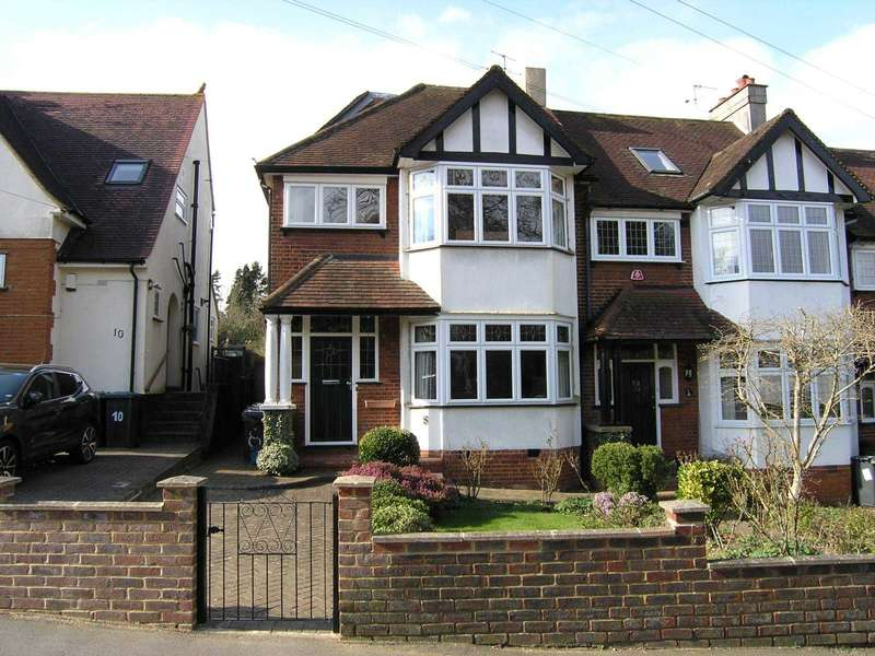 4 Bedrooms End Of Terrace House for sale in School Lane, Merry Hill